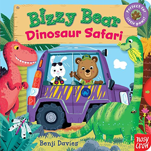 Bizzy Bear: Dinosaur Safari (Buzzy Bear)