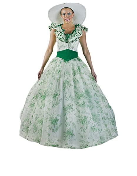 Amazon.com: Women\'s Scarlett Barbecue Party Southern Belle ...