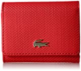 SMALL TRIFOLD WALLET, NF2252CE Wallet, HIGH RISK RED, One Size