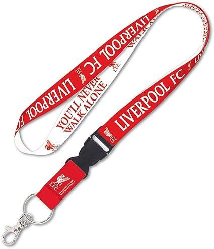 Liverpool Lanyard with Detachable Buckle