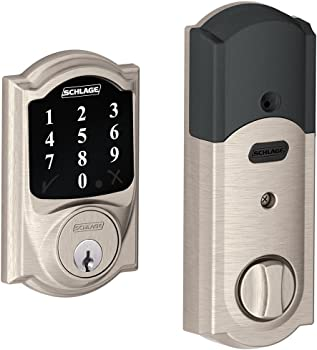 Schlage Lock Company Connect Camelot Touchscreen Deadbolt