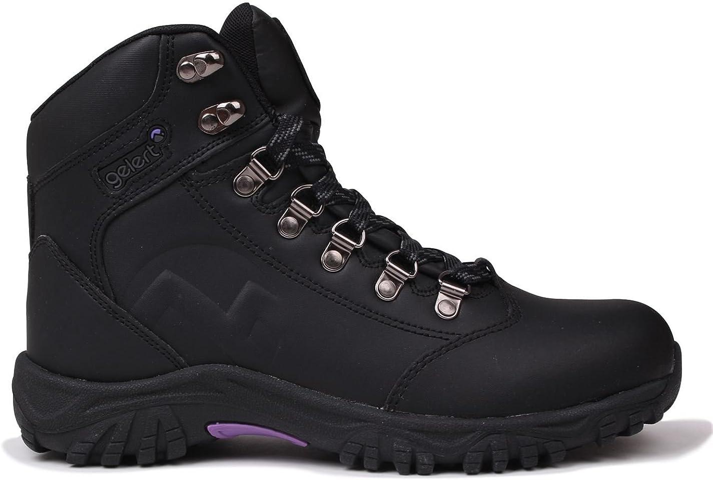 Gelert Womens Leather Boots Walking