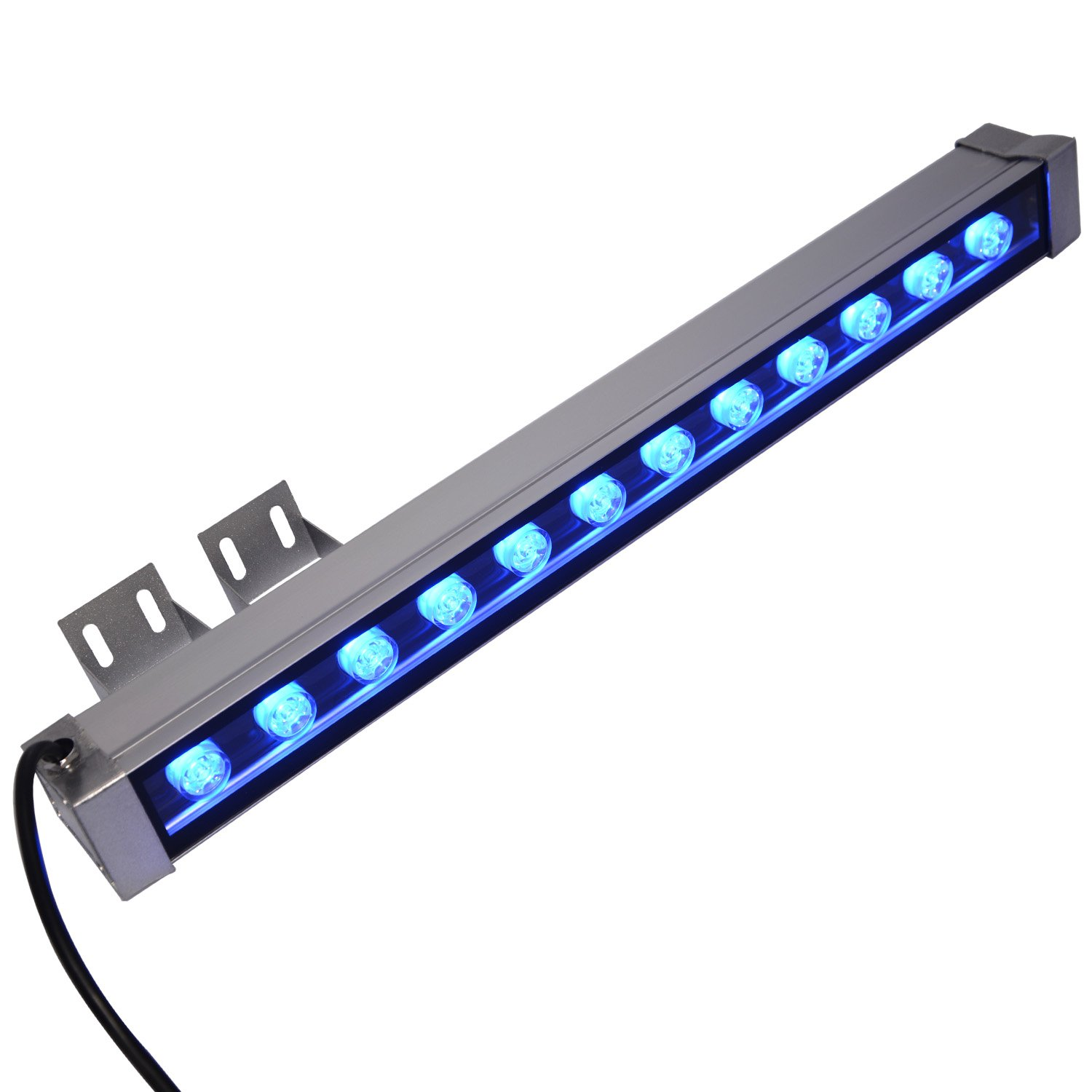RSN LED Wall Washer Light 12W Night Light Colorful Blue Color 2 Years Warranty Linear LED Bar Light 9W Alloy DJ LED Waterproof Lights for Outdoor Hotel Stadium