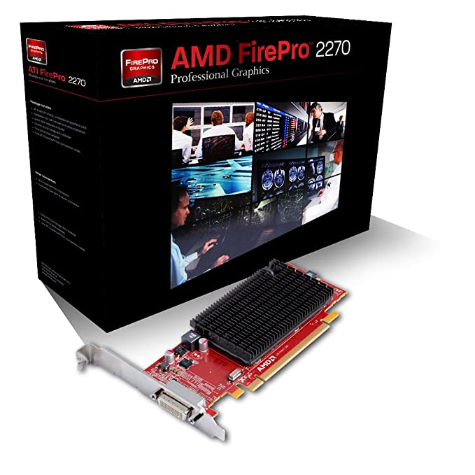 Amazon.com: Sapphire AMD FirePro 2270 512 MB, DDR3, Dual DVI ...