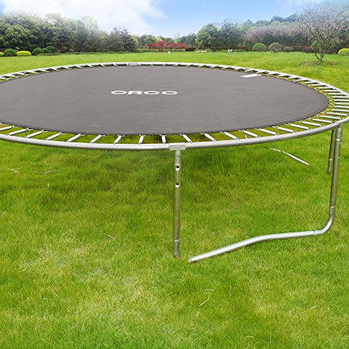 MAXLoad 330 LBS ORCC 12FT Trampoline With Enclosure Garden