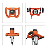 Electric Mortar Mixer by Feiuruhf,1800W Electric