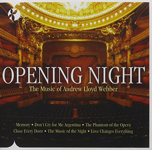 Webber: Opening Night