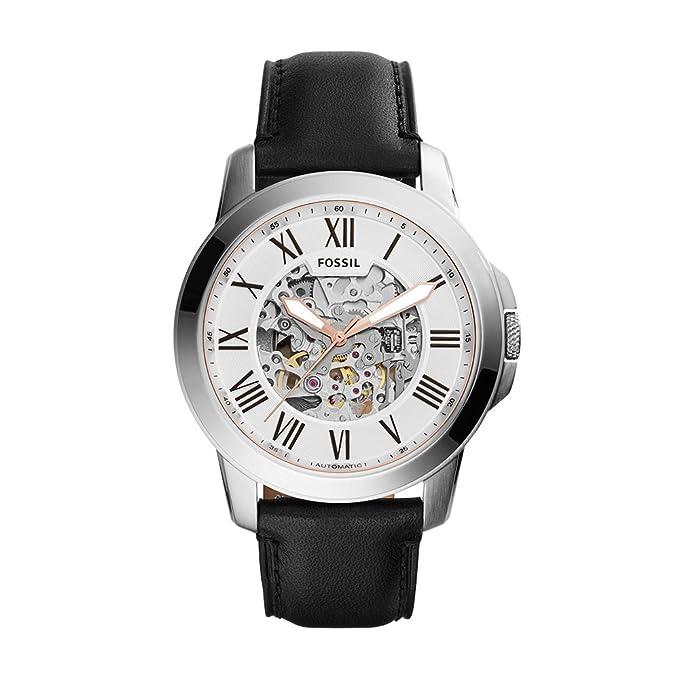 5212153ab169 FOSSIL Grant - Reloj de pulsera  Fossil  Amazon.es  Relojes