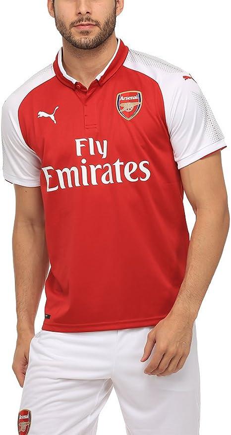 PUMA AFC Home Replica - Camiseta de fútbol Hombre: Amazon.es ...