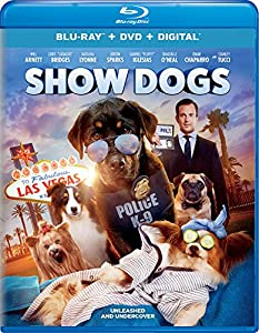 Cover Image for 'Show Dogs [Blu-ray + DVD + Digital]'