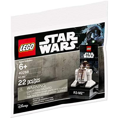 LEGO Star Wars Rogue One R3-M2 (40268) Bagged: Toys & Games
