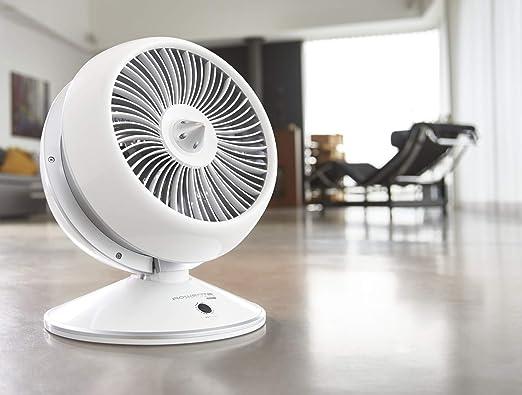 Rowenta HQ7112F0 Air Force Hot & Cool Calefactor y ventilador Multifunción, flujo de aire silencioso, modo automático, hasta 45 m², seguridad reforzada y fácil transporte: Amazon.es: Hogar