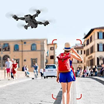 GuGio Drone con Camara HD Drone con Camara Profesional cámara Dual ...