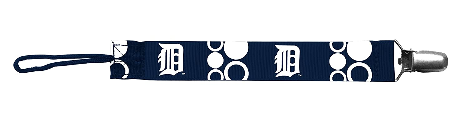 Amazon.com: Bebé Fanatic Chupete clip, Detroit Tigers ...