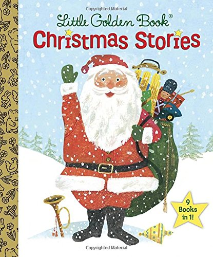 Little Golden Book Christmas Stories (Little Golden, used for sale  Delivered anywhere in USA