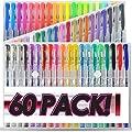 Top Quality Gel Pens (Pack of 60)