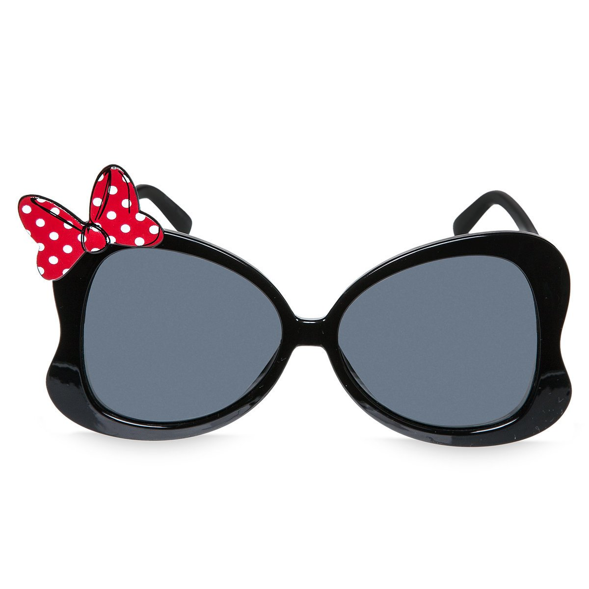 Disney Store Minnie Mouse Red Sunglasses with Bow 100% UVA and UVB protection by DS
