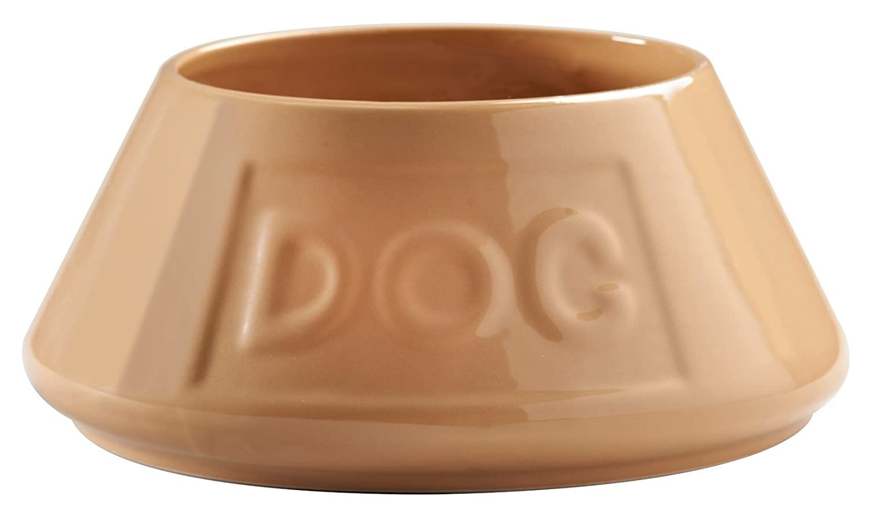 Non-Tip 8-Inch Non-Tip 8-Inch Mason Cash Cane Non-Tip 8-Inch Lettered Dog Bowl