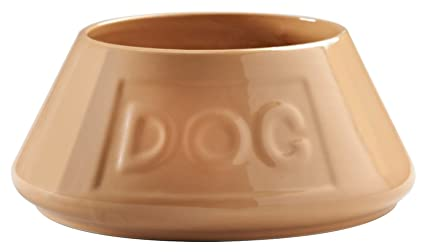 pet supplies mason cash cane non tip 8 inch lettered dog bowl