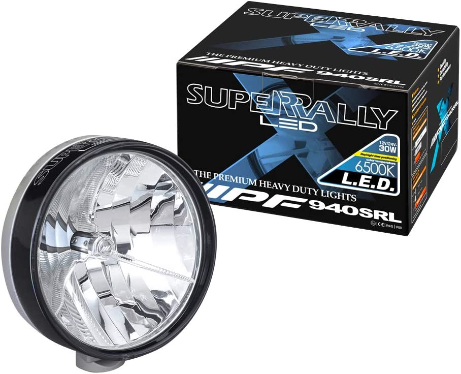 IPF 940 Super Rally LED Touring Light Day Time Positioning