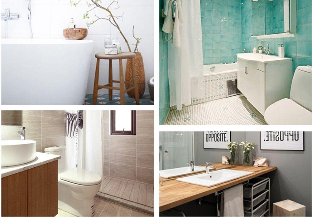 Amazon.com: YUPECO Wall Mounted Soap Shampoo Chrome Finish Square Liquid Soap Bottle Bathroom Accessories Hand Detergent Dispensador Pum: Home & Kitchen