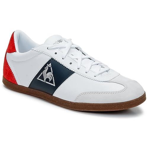 Le Coq Sportif - Zapatillas de Piel para hombre , color Multicolor, talla: Amazon.es: Zapatos y complementos