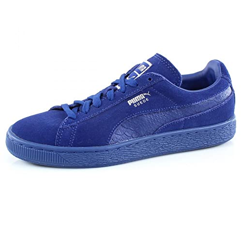best sneakers e2c99 1ddc6 Puma Suede Classic Mono Reptile: Amazon.co.uk: Shoes & Bags