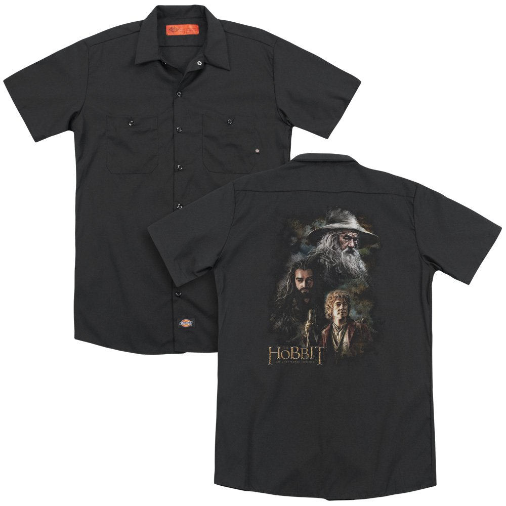 The Hobbit Painting Adult Work Shirt
