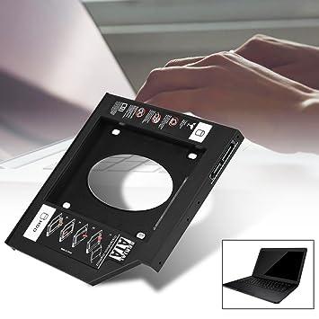 fosa - Adaptador de disco duro SATA HDD SSD de 2,5