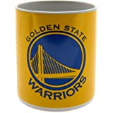 Forever Collectibles NBA Golden State Warriors Fade Mug