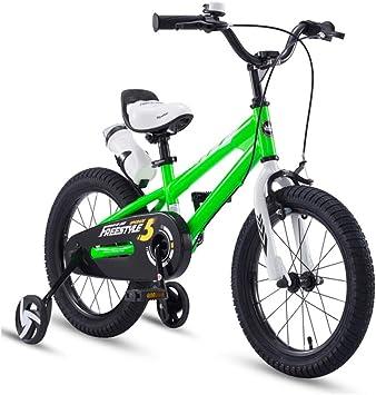 KidsBikes Liuwubing Bicicleta de 18 Pulgadas al Aire Libre ...