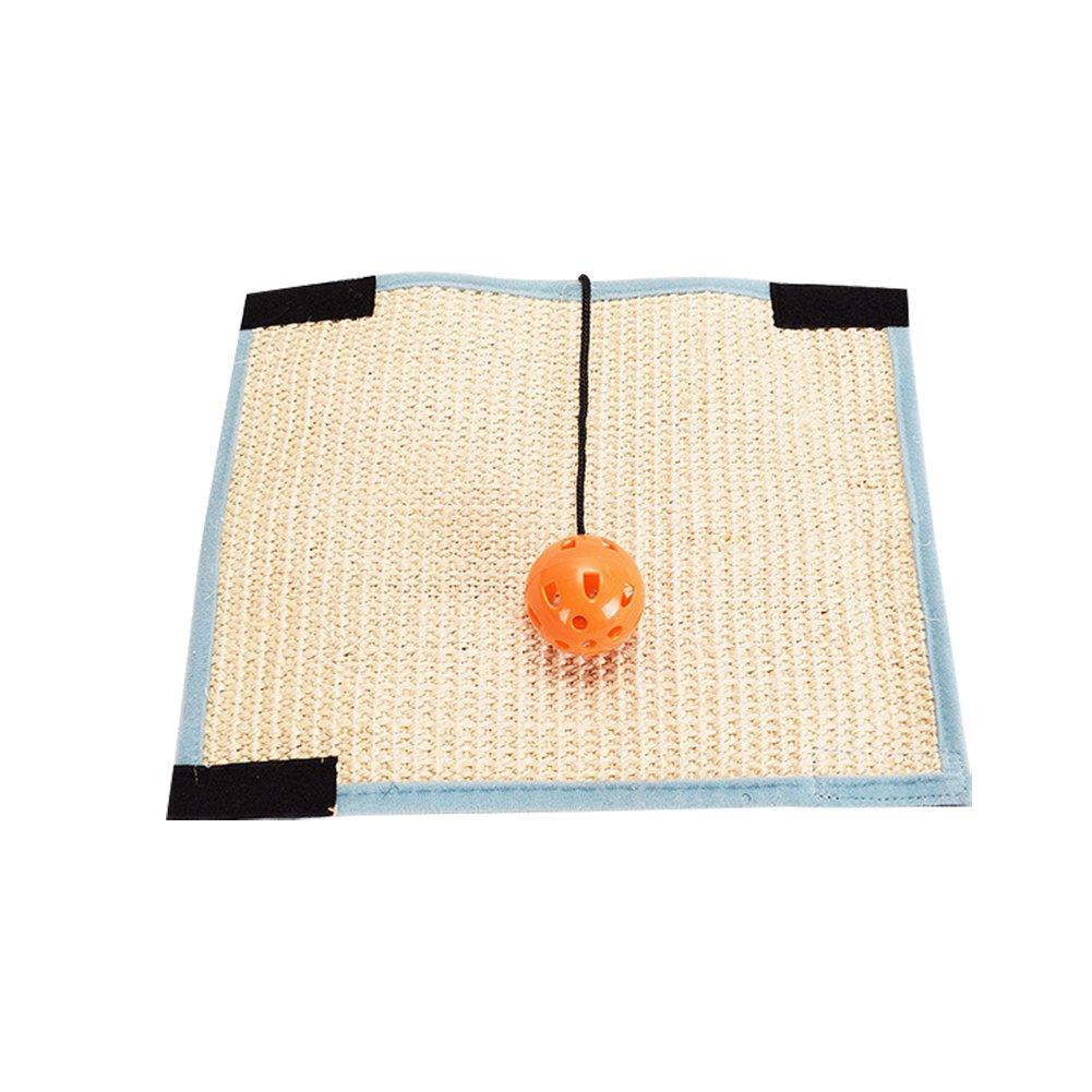 iodvfs - Cojín de sisal para Gato, diseño de Gato: Amazon.es ...