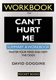 Can't Hurt Me: Master Your Mind and Defy the Odds: David Goggins:  9781544512280: Amazon.com: Books