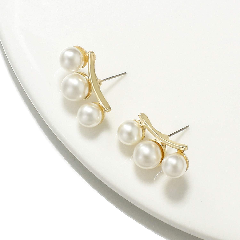 Pendientes largos de perlas 2020 para mujer, hechos a mano, de lujo, hechos a mano, de estilo coreano, joyería de Brincos