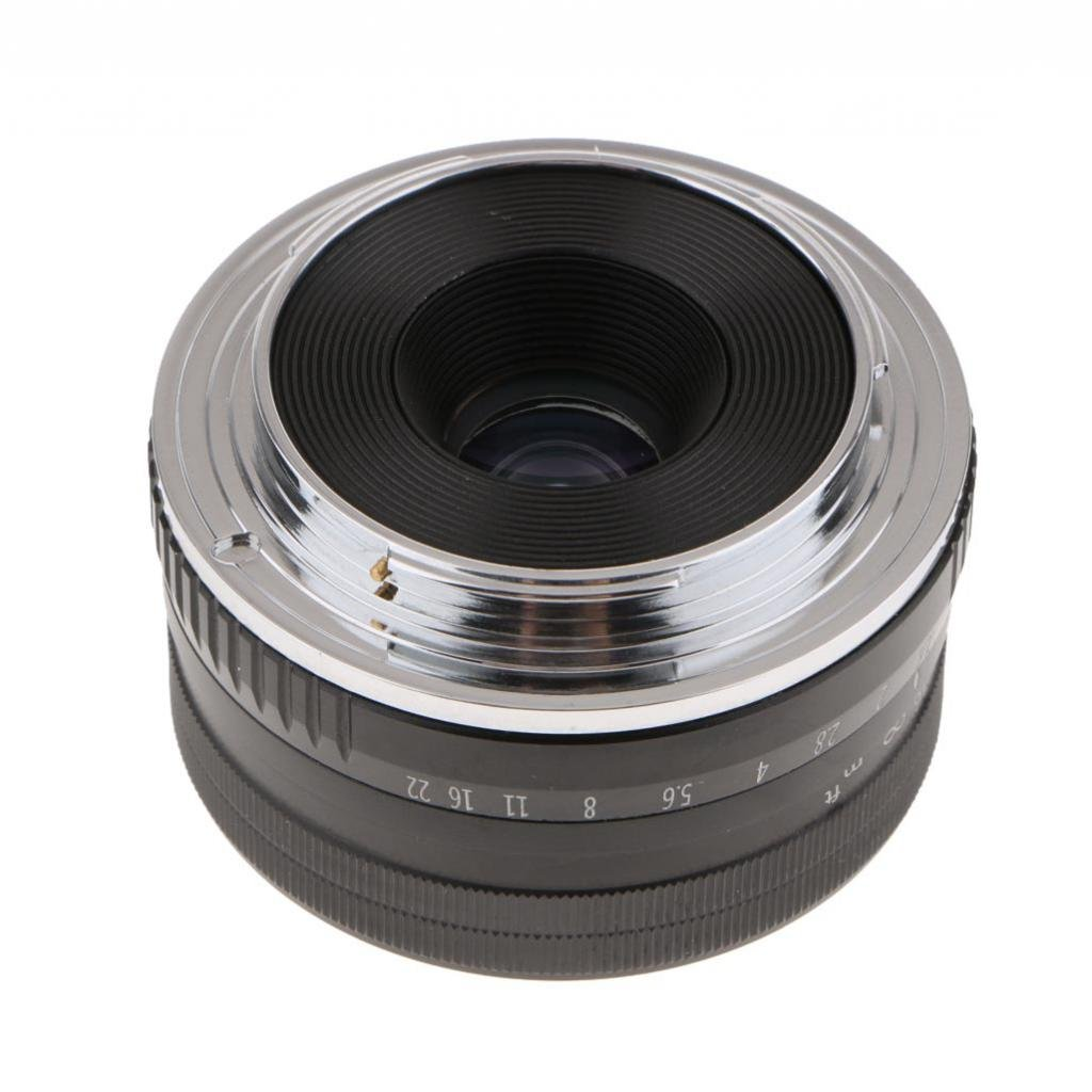 Homyl 32mm f/1.6 Large Aperture Manual Focus Lens APS-C for Sony E Mount Mirrorless Camera NEX 3 5 6 by Homyl (Image #7)