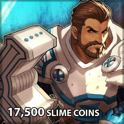 Price comparison product image 17, 500 Slime Coins: Fiesta North America [Online Game Code]
