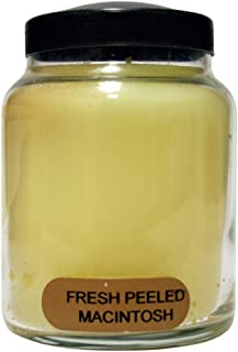 product image for A Cheerful Giver Fresh Peeled Macintosh Baby Jar Candle, 6-Ounce