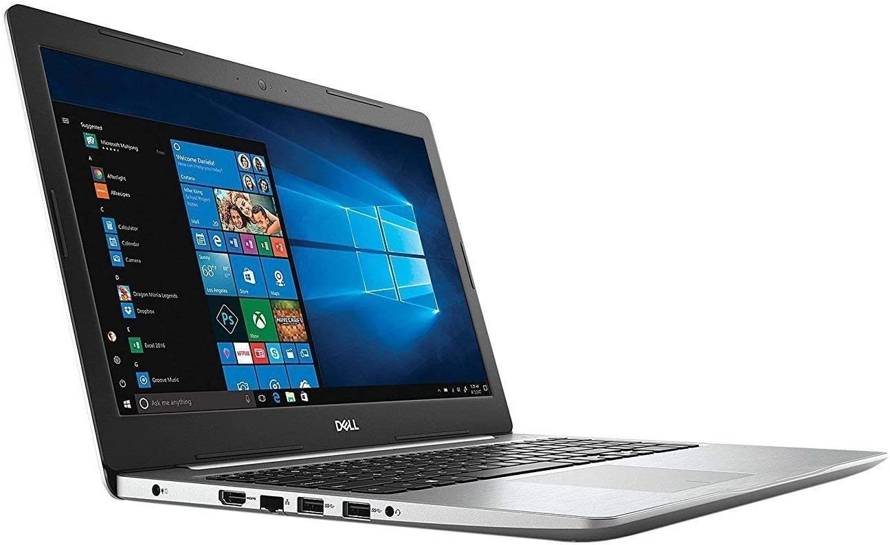 Dell(TM) Inspiron 15 5570 Laptop, 15.6in. Screen, 8th Gen Intel(R) Core(TM) i7, 8GB Memory, 1TB Hard Drive/128GB Solid State Drive, Windows(R) 10 Home