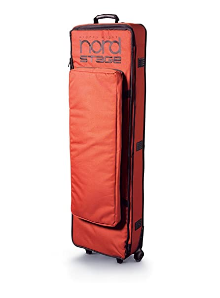 Amazon.com: Nord Stage 88 Soft Case Gig Bag for the Stage EX 88 Piano: Musical Instruments