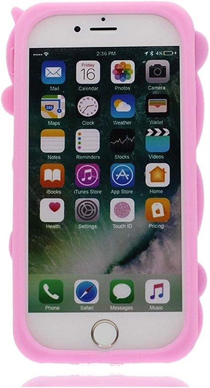 Cacasa pour iPhone 6s, Unicornio Funda Kawaii Ultra patrón Fina ...