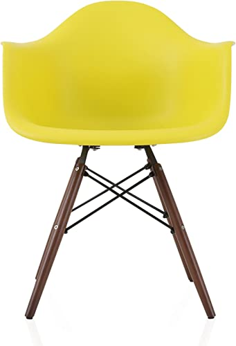 CozyBlock Scandinavian Dining Arm Chair