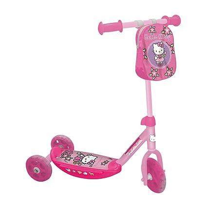 Amazon.com: Mondo Motors 18590 Hello Kitty My First 3-Wheel ...