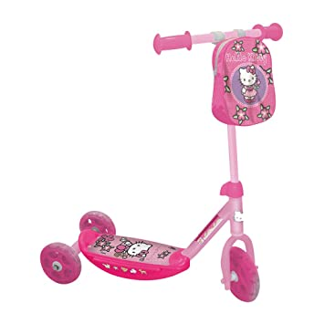 Mondo 18/590 - My First Scooter Hello Kitty: Amazon.de: Spielzeug