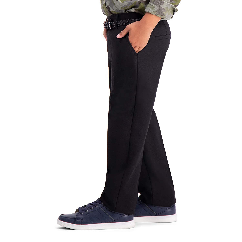 Haggar Little Boys Regular 4-7 Cool 18 Pro Pant