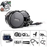 Bafang BBS01B 36V 250W / 350W Juego de conversión de Bicicleta eléctrica BBS02B 36V 500W Juego de conversión de…