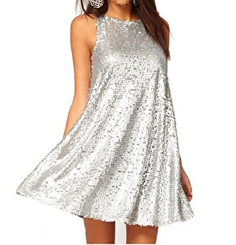 Cocktail sequin dresses