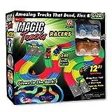 ONTEL Magic Tracks Racer Set Race Car, Multi, 12'