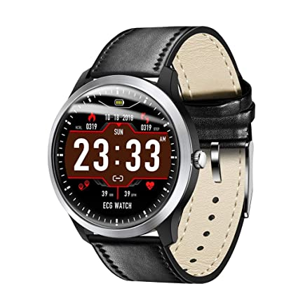 Amazon.com: Highjump Smart Watch, Fitness Tracker with Heart ...