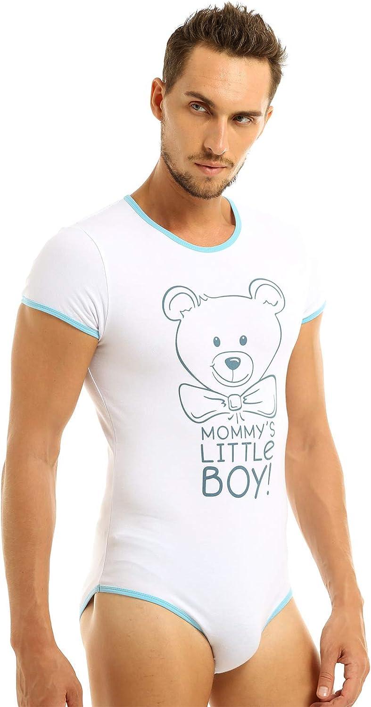 MSemis Camiseta Interior Body para Hombres Disfraz Bebé Adulto ...