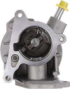 TUPARTS Auto Vacuum Pump Fit Volkswagen Jetta/Beetle, 08-13 15 Audi A, 2015 Audi A3 Quattro,Volkswagen CC/Eos/Tiguan/GTI Automotive Replacement Brake Vacuum Pump